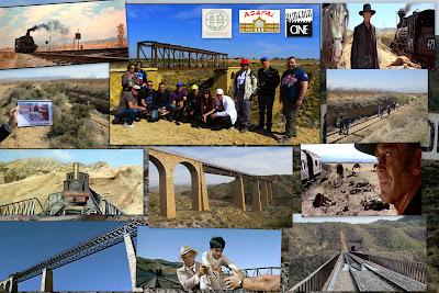 Cine y trenes, 17 de Marzo, Almeríacine, Asafal y Agraft